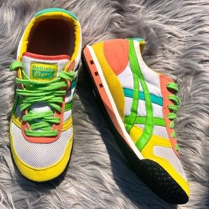 ASICS Tiger Onitsuka Ultimate 81 Neon Sneakers